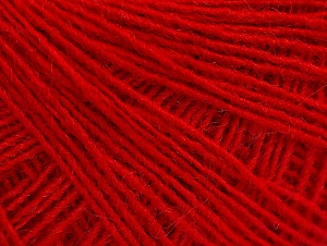 Fiber Content 100% Acrylic, Red, Brand ICE, Yarn Thickness 2 Fine  Sport, Baby, fnt2-60431