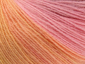 Fiber Content 60% Acrylic, 20% Angora, 20% Wool, Pastel Colors, Brand ICE, Yarn Thickness 2 Fine  Sport, Baby, fnt2-61208