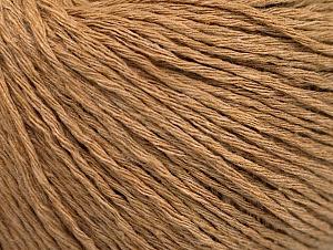 Vezelgehalte 100% Katoen, Light Camel, Brand ICE, fnt2-62001