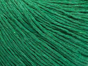Vezelgehalte 100% Katoen, Brand ICE, Green, fnt2-62007