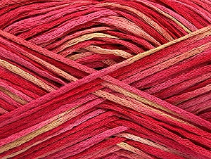 Fiber Content 100% Acrylic, Red Shades, Pink, Brand ICE, Camel, fnt2-62208