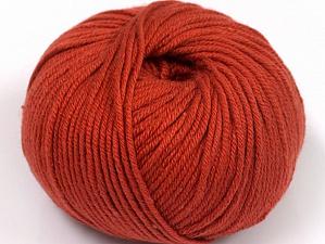 Fiber Content 50% Cotton, 50% Acrylic, Marsala Red, Brand ICE, fnt2-62393