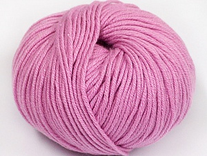 Fiber Content 50% Cotton, 50% Acrylic, Orchid, Brand ICE, fnt2-62418