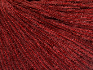 Fiber Content 100% Polyester, Brand ICE, Dark Red, fnt2-62612
