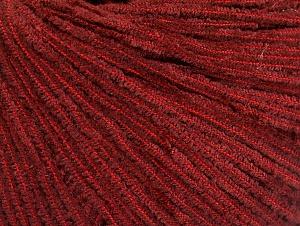 Vezelgehalte 100% Polyester, Brand ICE, Dark Red, fnt2-62612