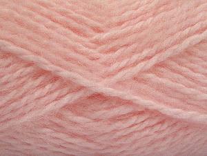 SuperBulky  Fiber Content 70% Acrylic, 30% Angora, Light Pink, Brand ICE, fnt2-63131