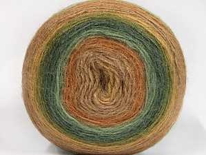 Fiber Content 60% Premium Acrylic, 20% Wool, 20% Mohair, Brand ICE, Green Shades, Camel, Beige, fnt2-63279