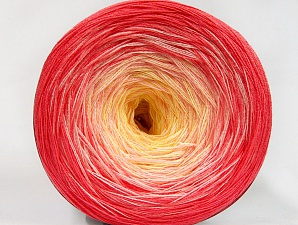 Fiber Content 50% Cotton, 50% Acrylic, Salmon, Light Yellow, Light Pink, Brand ICE, Yarn Thickness 2 Fine  Sport, Baby, fnt2-63321