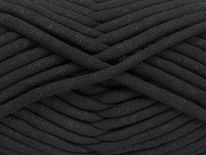 Fiberinnehåll 60% Polyamid, 40% Bomull, Brand ICE, Black, Yarn Thickness 6 SuperBulky  Bulky, Roving, fnt2-63416