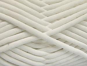 Fiberinnehåll 60% Polyamid, 40% Bomull, White, Brand ICE, Yarn Thickness 6 SuperBulky  Bulky, Roving, fnt2-63417