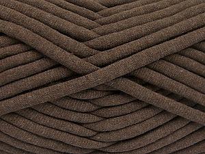 Fiberinnehåll 60% Polyamid, 40% Bomull, Brand ICE, Dark Brown, Yarn Thickness 6 SuperBulky  Bulky, Roving, fnt2-63421