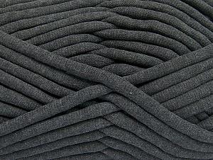 Fiberinnehåll 60% Polyamid, 40% Bomull, Brand ICE, Dark Grey, Yarn Thickness 6 SuperBulky  Bulky, Roving, fnt2-63426