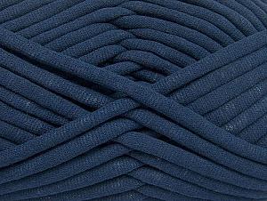 Fiberinnehåll 60% Polyamid, 40% Bomull, Navy, Brand ICE, Yarn Thickness 6 SuperBulky  Bulky, Roving, fnt2-63427