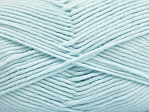 Fiber Content 50% SuperFine Acrylic, 50% SuperFine Nylon, Light Blue, Brand ICE, fnt2-63467