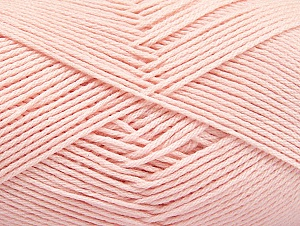Fiber Content 50% SuperFine Acrylic, 50% SuperFine Nylon, Light Pink, Brand ICE, fnt2-63468