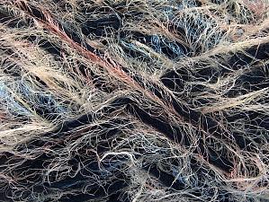 Fiberinnehåll 40% Polyamid, 30% Ull, 30% Akryl, Pink, Navy, Light Khaki, Brand ICE, Blue, fnt2-64161