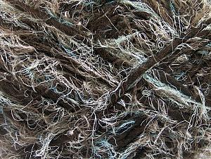 Fiberinnehåll 40% Polyamid, 30% Ull, 30% Akryl, Mint Dark Green, Brand ICE, Brown, fnt2-64163