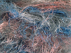Fiber Content 100% Polyamide, Salmon, Brand ICE, Grey, Blue, Yarn Thickness 4 Medium  Worsted, Afghan, Aran, fnt2-64209