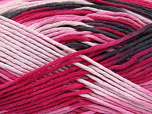 Fiber Content 100% Cotton, Pink Shades, Brand ICE, Black, fnt2-64454