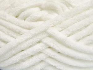 Περιεχόμενο ίνας 100% Micro Fiber, White, Brand Ice Yarns, fnt2-64514