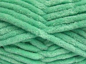 Περιεχόμενο ίνας 100% Micro Fiber, Light Green, Brand Ice Yarns, fnt2-64524