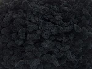 Περιεχόμενο ίνας 100% Micro Fiber, Brand Ice Yarns, Black, Yarn Thickness 6 SuperBulky  Bulky, Roving, fnt2-64528