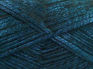 Fiber Content 70% Polyamide, 19% Wool, 11% Acrylic, Turquoise, Brand Ice Yarns, Black, fnt2-64582
