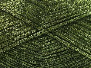 Fiber Content 70% Polyamide, 19% Wool, 11% Acrylic, Brand Ice Yarns, Green, Black, fnt2-64586