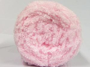 Fiberinnehåll 100% mikrofiber, Light Pink, Brand Ice Yarns, fnt2-64619