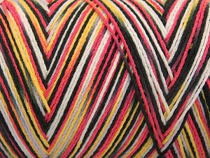 Fiber Content 100% Acrylic, Yellow, White, Pink, Brand Ice Yarns, Grey, Black, fnt2-64639