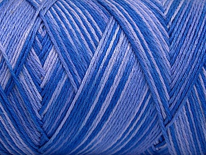 Fiber Content 100% Acrylic, Lilac Shades, Brand Ice Yarns, fnt2-64642