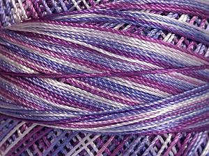 Fiber Content 100% Micro Fiber, Lilac Shades, Brand Ice Yarns, fnt2-64664