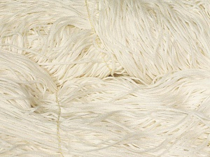 The yarn is in hanks. Fiber Content 50% Acrylic, 50% Cotton, Brand Ice Yarns, Ecru, fnt2-64679