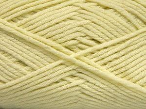 Vezelgehalte 52% Nylon, 48% Acryl, Brand Ice Yarns, Cream, fnt2-64680