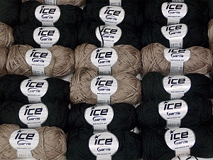 Violino This mixed lot includes a total of 2000 gr (70.5 oz.) yarn. There is no standard for ball weight. Also disregard any information on the labels. You will get what you see in the photo. Brand Ice Yarns, fnt2-64829