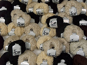 Amigurumi Chenille This mixed lot includes a total of 2000 gr (70.5 oz.) yarn. There is no standard for ball weight. Also disregard any information on the labels. You will get what you see in the photo. Fiber Content 100% Polyester, Brand Ice Yarns, fnt2-64890
