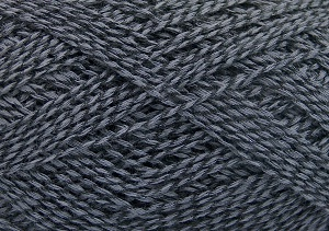 Fiber Content 76% Cotton, 24% Polyester, Light Grey, Brand Ice Yarns, fnt2-64946