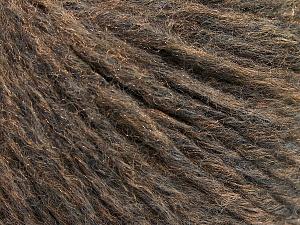 Fiber Content 58% Extrafine Merino Wool, 42% Polyamide, Brand Ice Yarns, Gold, Camel, fnt2-64954