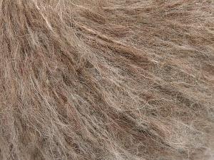 Fiber Content 40% Cotton, 20% Polyamide, 20% Acrylic, 20% Alpaca Superfine, Light Camel, Brand Ice Yarns, fnt2-64994