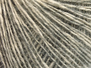 Fiber Content 56% Cotton, 22% Extrafine Merino Wool, 22% Baby Alpaca, Brand Ice Yarns, Dark Grey, fnt2-65018