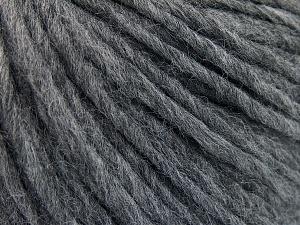 Fiber Content 50% Merino Wool, 25% Acrylic, 25% Alpaca, Brand Ice Yarns, Grey, fnt2-65076