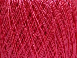 Fiberinnehåll 70% Viskos, 30% Polyamid, Pink, Brand Ice Yarns, fnt2-65242