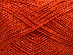 Fiber Content 70% Acrylic, 30% Polyamide, Brand Ice Yarns, Dark Orange, fnt2-65251