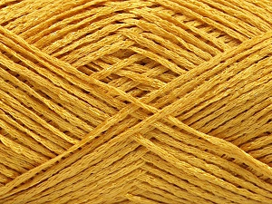 Fiber Content 70% Acrylic, 30% Polyamide, Brand Ice Yarns, Gold, fnt2-65268