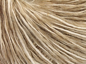 Fiber Content 55% Cotton, 45% Acrylic, Brand Ice Yarns, Cream, Beige, fnt2-65323