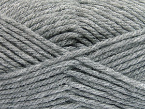Fiber Content 100% Acrylic, Light Grey, Brand Ice Yarns, fnt2-65374