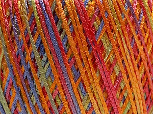İçerik 100% Polyamid, Pink, Lilac, Light Orange, Light Green, Brand Ice Yarns, fnt2-65399
