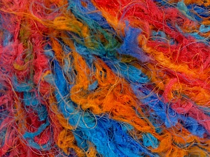 Fiber Content 100% Polyamide, Red, Orange, Brand Ice Yarns, Blue Shades, fnt2-65402