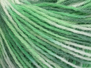 Wool Light Green Shades