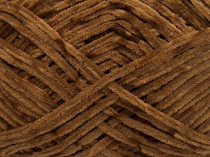 Fiber Content 100% Micro Fiber, Light Brown, Brand Ice Yarns, Yarn Thickness 3 Light  DK, Light, Worsted, fnt2-65518